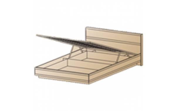 Кровать КР-1001 (1,2х2,0) Спальни Карина - ЛЕРОМ™
