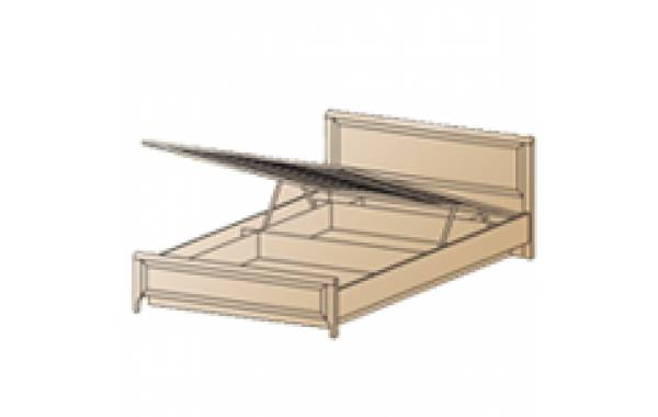 Кровать КР-1021 (1,2х2,0) Спальни Карина - ЛЕРОМ™
