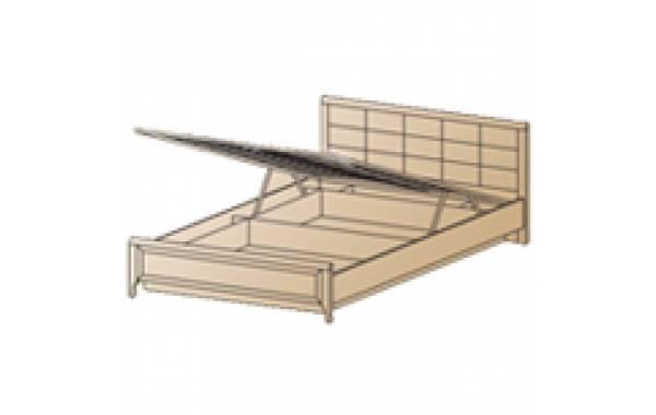 Кровать КР-1033 (1,6х2,0) Спальни Карина - ЛЕРОМ™