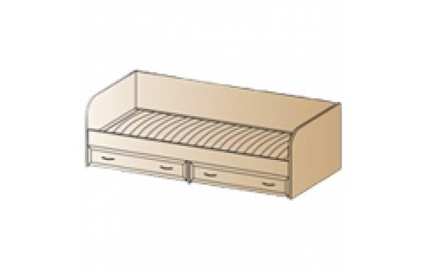 Кровать КР-1042 (0,9х1,9) Детские Карина - ЛЕРОМ™