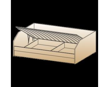 Кровать КР-119 (1,2х2,0)