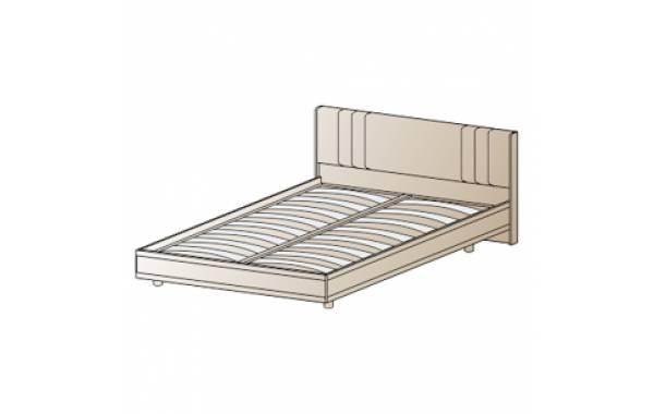 Кровать КР-2013 (1,6х2,0) Спальни Карина - ЛЕРОМ™
