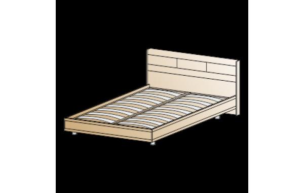 Кровать КР-2801 (1,2х2,0) Спальни Мелисса - ЛЕРОМ™