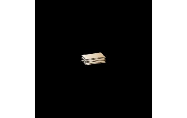 Полки ПЛ-1025 Гостиные Камелия - ЛЕРОМ™