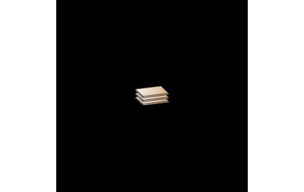 Полки ПЛ-1026 Гостиные Камелия - ЛЕРОМ™