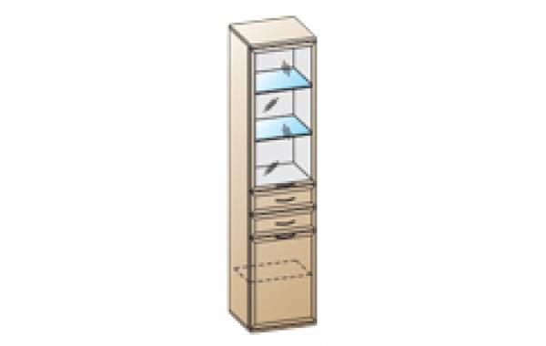 Шкаф ШК-1047 Гостиные Карина - ЛЕРОМ™