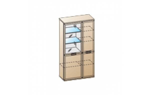 Шкаф ШК-1072 Гостиные Карина - ЛЕРОМ™