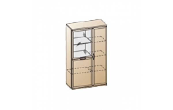 Шкаф ШК-1083 Гостиные Карина - ЛЕРОМ™