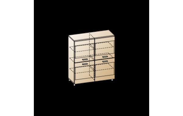Тумба ТБ-2605 Гостиные Камелия - ЛЕРОМ™