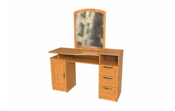 Комод КМ - 17 (туалетный столик) Мебель ФЕНИКС -