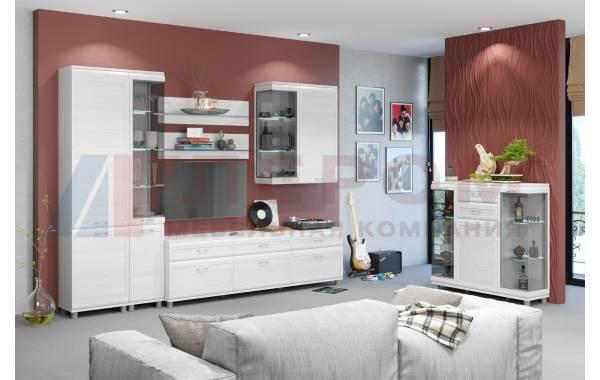 Гостиные Мелисса 2021 - Мелисса 2021 композиция 7 | ЛЕРОМ™