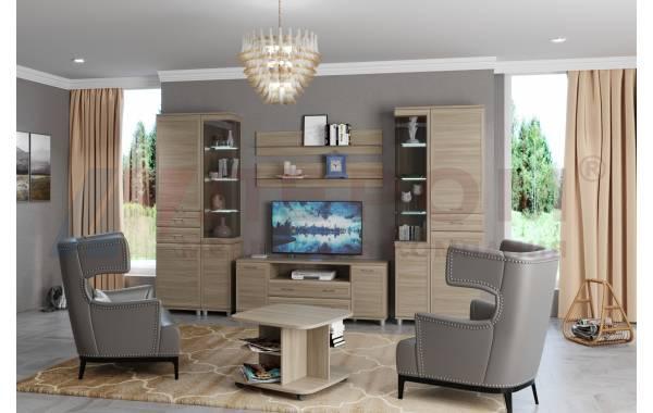 Гостиные Мелисса 2021 - Мелисса 2021 композиция 12 | ЛЕРОМ™